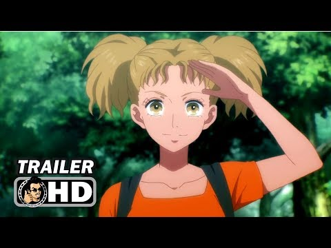 7 SEEDS Trailer (2019) Netflix Anime Series