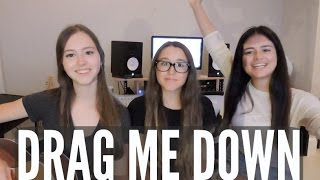 Drag Me Down - One Direction (COVER) (Acoustic)