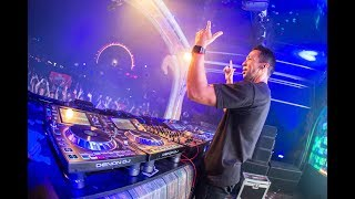 Laidback Luke - Live @ Tomorrowland Belgium 2017, Weekend 2, Heldeep Stage