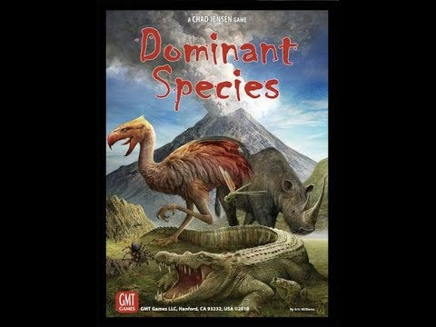 The Purge: # 1907 Dominant Species: A look at the Meeple Source Upgraded Components!