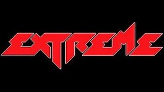 Extreme - When I First Kissed You (Lyrics on screen)