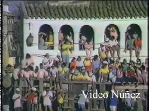1987 Toros de las fiestas de San Roque - Vídeo Nuñez