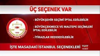 YSK'nın İstanbul Kararı Ne Olacak?