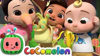 Guess the Animal Song | CoCoMelon Nursery Rhymes & Kids Songs