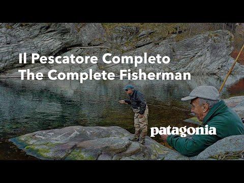 Il Pescatore Completo | The Complete Fisherman