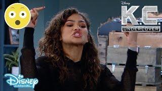K.C Undercover | The Domino Effect - Season 3 Sneak Peek | Official Disney Channel UK