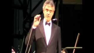 10. Andrea Bocelli - Voglio vivere così (Live, Armenia, Yerevan 22.04.2012)