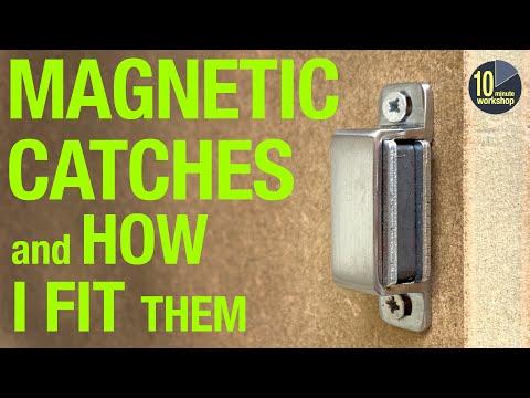 Panel Door Magnetic Catch
