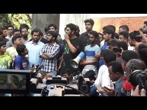 বুয়েট : আন্দোলন শিথিল করলো শিক্ষার্থীরা