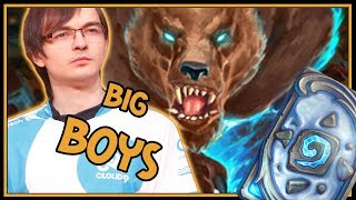 Kolento busting out the big boys! | Wall Priest | Rastakhan