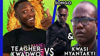 "Teacher Kwadwo puts Kwesi Nyantakyi in his ""POCKET"""