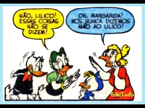 Donald e sobrinhos - Um pequeno grande favor, GibiTudo Disney