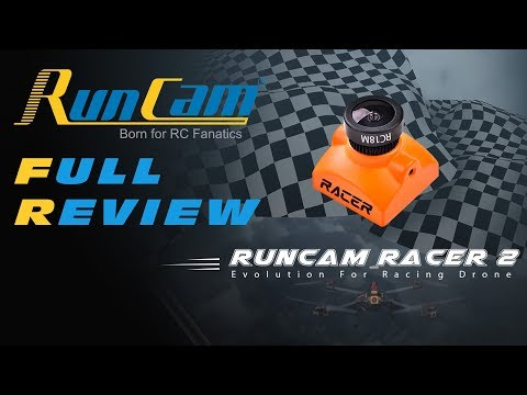 Full review of the Runcam Racer 2 = Recommended!
