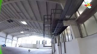 My first FPV indoor flight - iflight green hornet