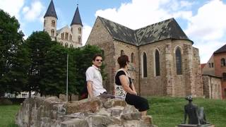 preview picture of video 'Magdeburg with Two Tourists from Argentina | Discover Germany'