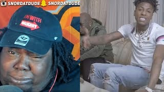 THIS A YOUNGBOY SONG!!!!B Birdman   Cap Talk Ft. YoungBoy Never Broke Again  REACTION!!!