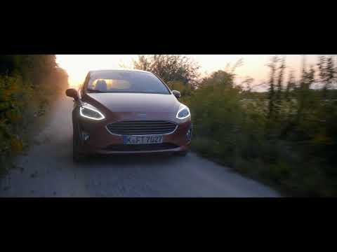 Ford Fiesta 5 Doors Хетчбек класса B - рекламное видео 2
