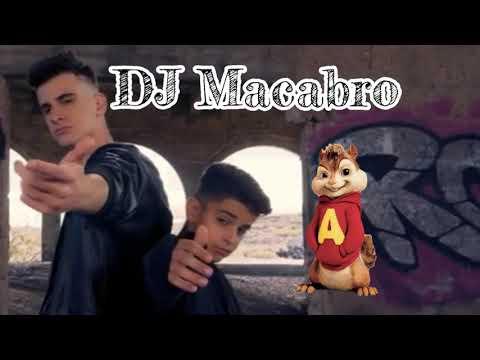 Adexe y Nau - Nunca llorarás [Alvin y las ardillas] DJ Macabro