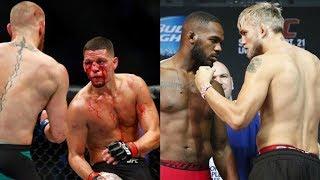 Top 10 UFC Fights (2013 - 2017)