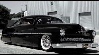 1951 Custom Mercury - The Lead Sled
