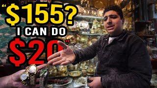 Egypt Fake Bazaar Bonanza!