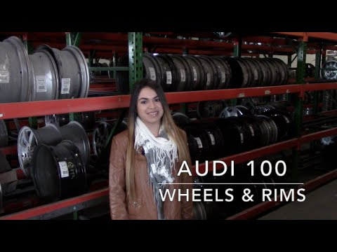 Factory Original Audi 100 Wheels & Audi 100 Rims – OriginalWheels.com