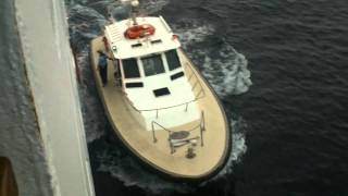 preview picture of video 'Pilot Boat in Freeport'