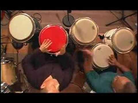 David La Mole Ortiz - Omega Drums Project