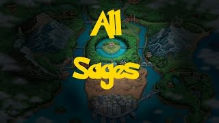 Where Are: The Sages (Pokemon Black/White)
