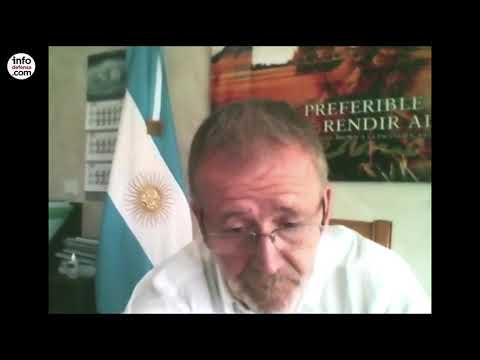 Entrevista al presidente de Tandanor, Miguel Ángel Tudino