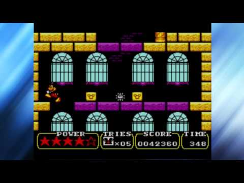 Jugando Land of Illusion Starring Mickey Mouse (Master System) - Parte 5