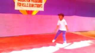 preview picture of video 'Our son Gungun (Class-I) is performing a dance in his school Arunodoi Academy, Tangla.'