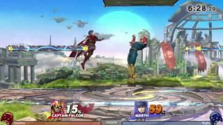 Smash WiiU - WTT7 - Singles - W1 - Krishna (Falcon) vs Night (Marth)