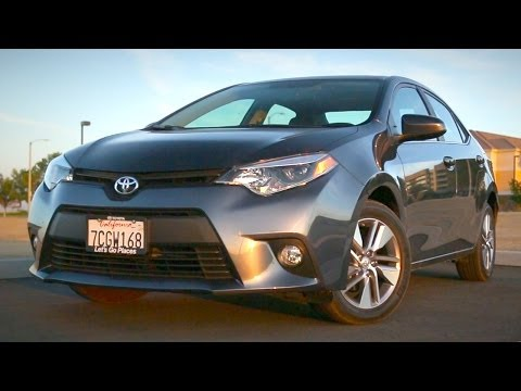 2016 Toyota Corolla - Review & Road Test