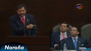 Fernández Noroña vs Lozano [COMPLETO] - Viven del Pueblo, Traicionan al Pueblo.