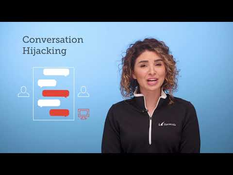 Email threat types:  Conversation hijacking