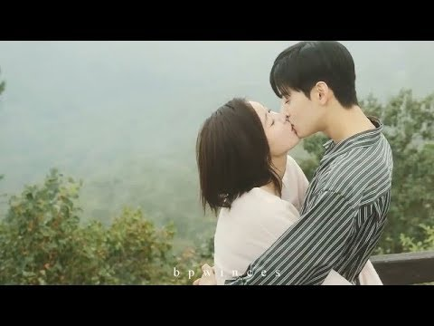 Mi rae and kyung seok   my id is gangnam beauty first final    kiss scene collection