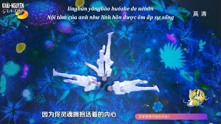 [Vietsub Live] 160915 TFBoys - Tiểu tinh linh (小精灵) @ Hunan TV Mid-Autumn Festival Gala