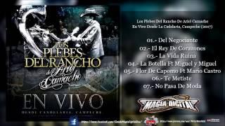 En Vivo Desde Candelaria - Ariel Camacho y los Plebes del Rancho  (Video)