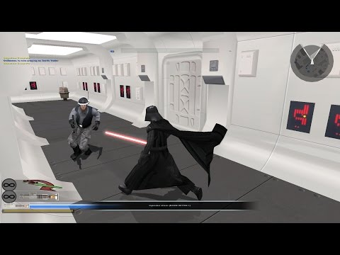 Star Wars Battlefront 2 Gameplay 10 Tantive IV - Recovering the Plans