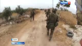 ССО ВС РФ в Сирии/ Forces Special Operations Russian Armed Forces vol.1