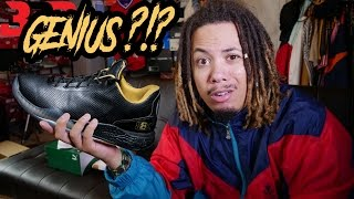 LONZO BALL REVEALS $495 ZO2 SIGNATURE SHOE MADE BY BIG BALLER BRAND !!! A GENIUS OR STUPID MOVE !?!?