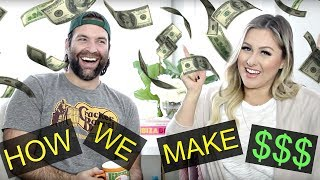 How We Make Money - Money Vlog