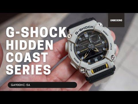 Casio G-Shock Watch GA900HC-5A