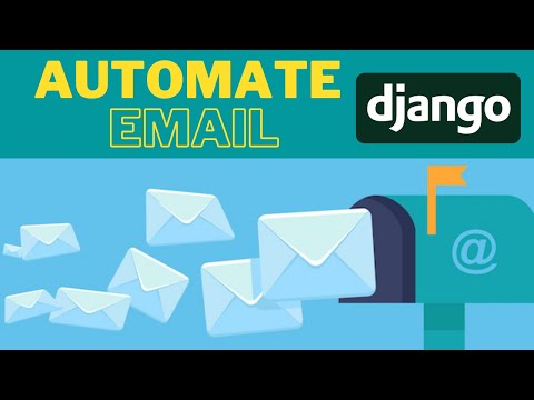Django Automated Template Email after User Registration thumbnail