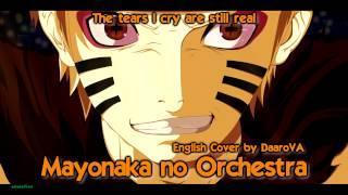ENGLISH 'Mayonaka no Orchestra' Naruto Shippuden [TV-size]