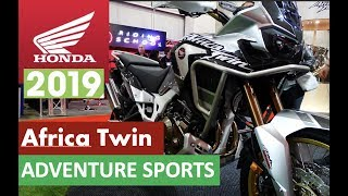 africa twin 2020 cruise control - TH-Clip