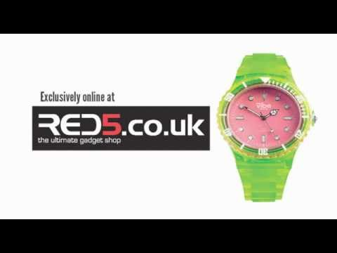 80,000 Colour Combos Are Possible With This DIY Watch