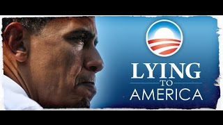 Obama Administration - 8 Years of Lies and Corruption - Just another puppet after all