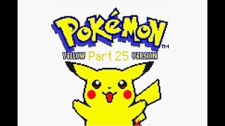 Let's Play: Pokémon Yellow Version! Part 25 - Mansion Meandering!